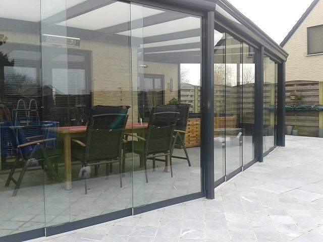 Glasschuiframen voorbeeld aanbod